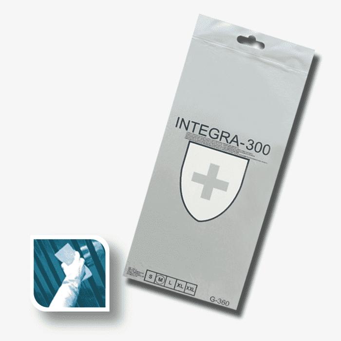Nitrilo satinado INTEGRA – 300. REF.G360