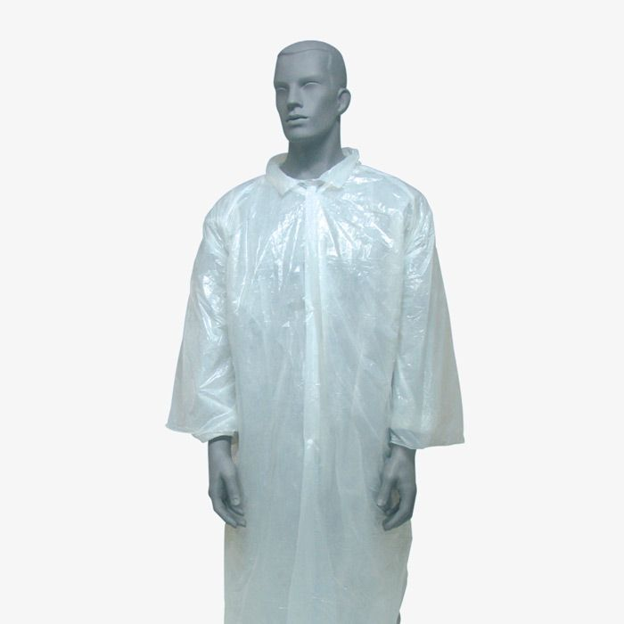 Polyethylene Visitor's Overall REF. DC01WC
