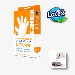 Powdered Latex</br>SANTEX</br>Ref. SX144