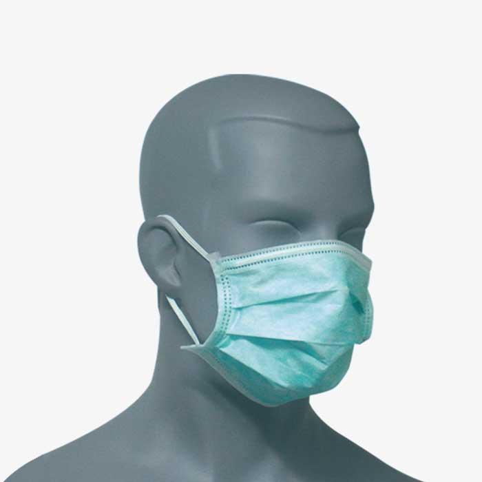 Triple Layer Polypropylene Mask REF.DK01GL