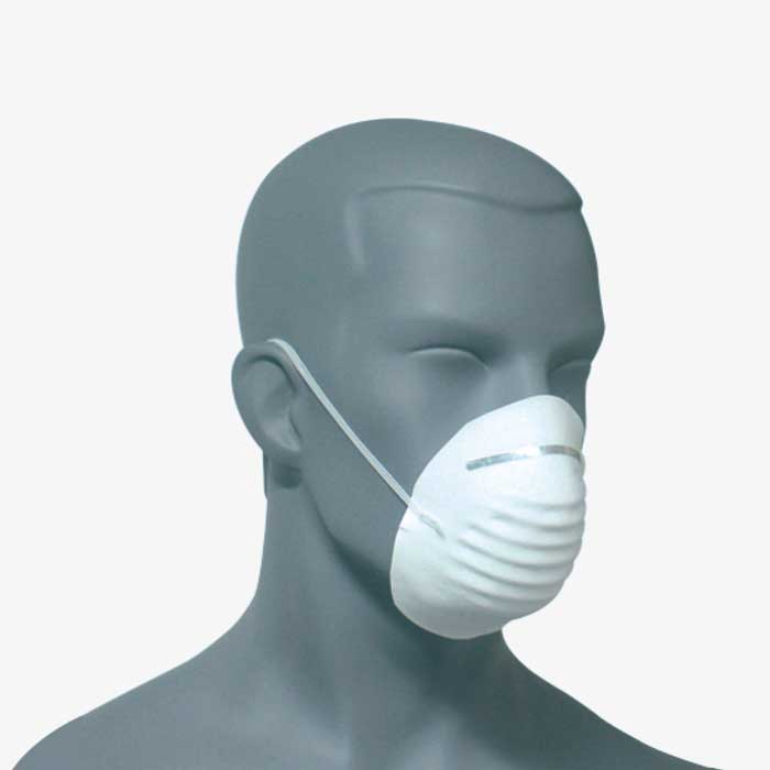 Máscara Rígida. REF.DK04WC