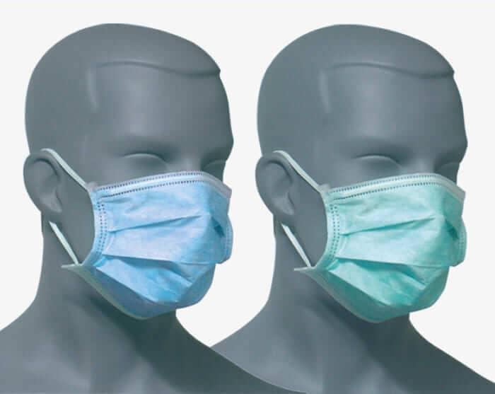 Masque polypropylène triple épaisseur RÉF.DK01GL