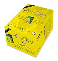 Toallitas esencia de limón