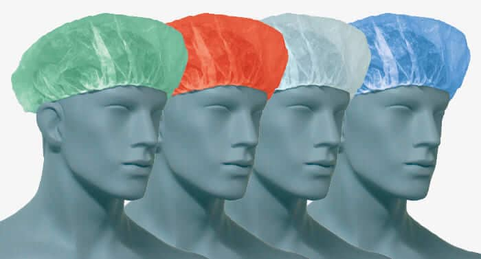 chapeau polypropylene dm01