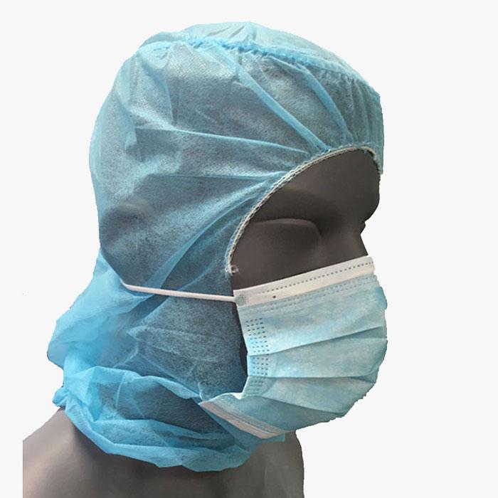 Gorro Integral com Máscara 3 Camadas ref. DAS01
